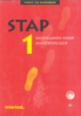 Stap Tekst-En Werkboek + CD: Stap 1 Book with CD