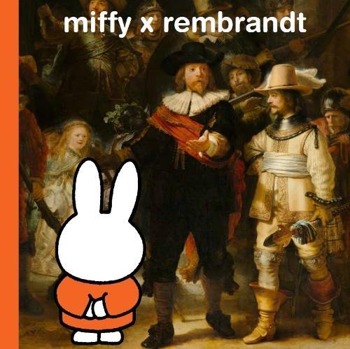 miffy x rembrandt (Hardback)