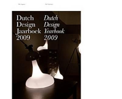 Dutch Design Yearbook 2009 (Paperback)