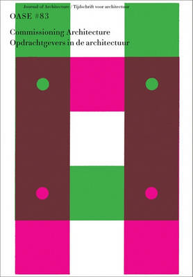 Architecture on Commission - Oase S. No. 83 (Paperback)