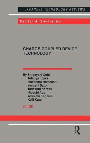 Charge-Coupled Device Technology (Paperback)