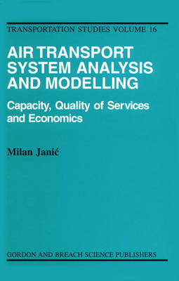 Air Transport System Analysis and Modelling (Hardback)