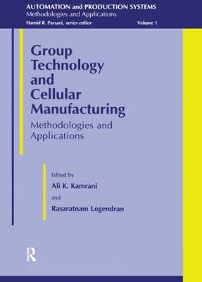 Group Technology And Cellular (Hardback)