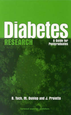 Diabetes Research: A Guide for Postgraduates (Hardback)