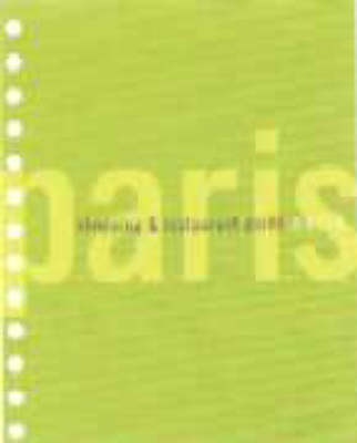 Paris Shopping and Restaurant Guide (Spiral bound)