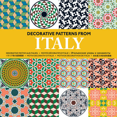 Decorative Patterns from Italy - Pepin Patterns, Designs and Graphic Themes