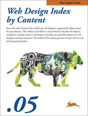 Web Design Index by Content .05 (Paperback)