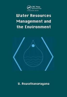 Water Resources Management and the Environment (Hardback)