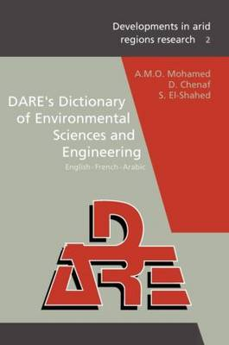 DARE's Dictionary of Environmental Sciences and Engineering (Hardback)