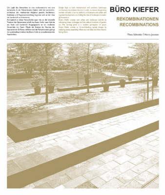 Buro Kiefer: Landscape Design - Landschaftsarchitektur (Hardback)
