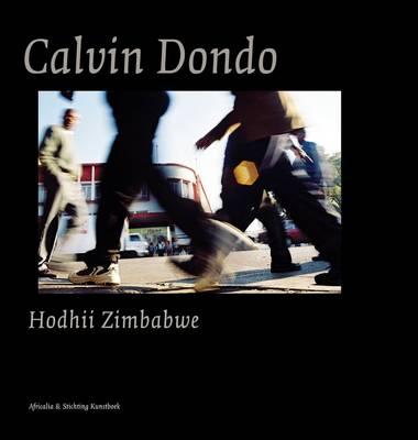 Calvin Dondo - Africalia (Hardback)