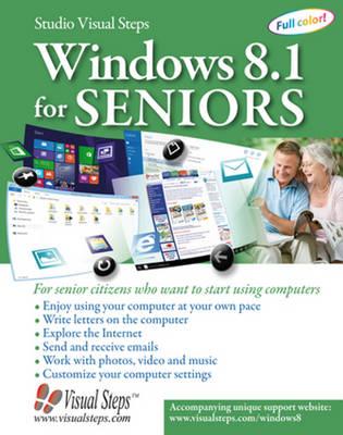 Windows 8 for Seniors (Paperback)