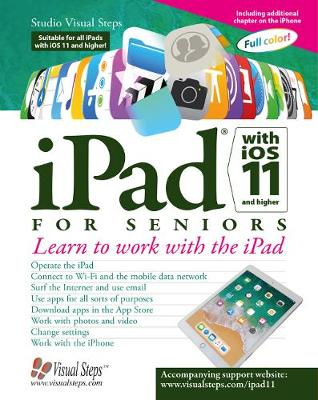 Ipad With Ios 11 and Higher for Seniors (Paperback)