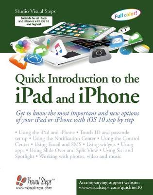 Quick Introduction to the Ipad & Iphone (Paperback)