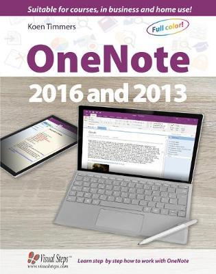 Onenote 2016 & 2013 (Paperback)