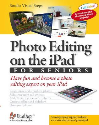 Photo Editing on the Ipad for Seniors (Paperback)