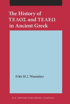 The History of and in Ancient Greek (Paperback)