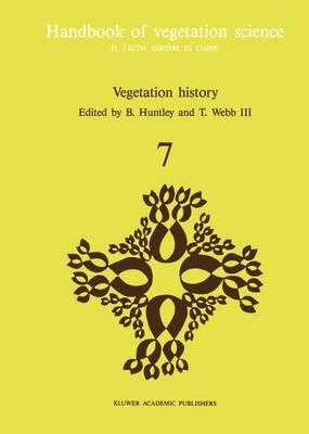 Vegetation history - Handbook of Vegetation Science 7 (Hardback)
