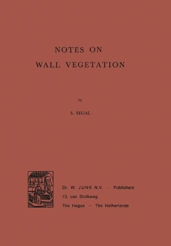Notes on Wall Vegetation (Paperback)