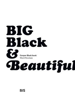 BIG Black & Beautiful: Cooper Black Book (Hardback)