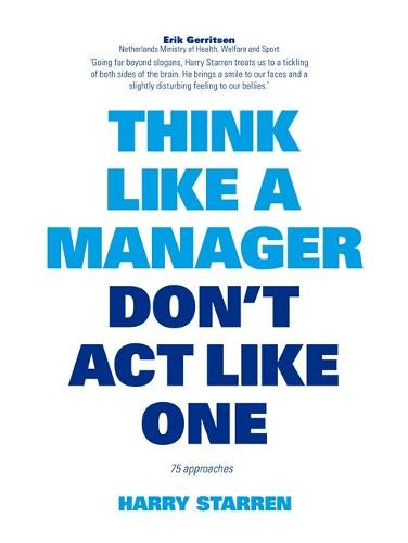 Think like a Manager (Paperback)