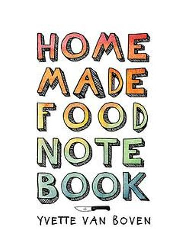 Home Made Food Notebook (Paperback)