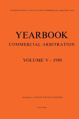 Yearbook Commercial Arbitration (Paperback)