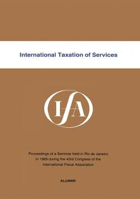 International Taxation of Services (Paperback)