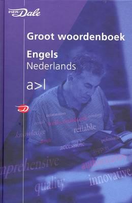 Van Dale's Large English-Dutch Dictionary (Hardback)