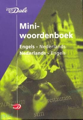 Van Dale English-Dutch & Dutch-English Mini Dictionary (Paperback)