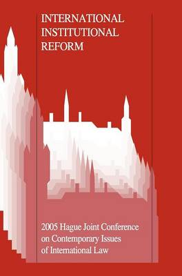 Criminal Jurisdiction 100 Years after the 1907 Hague Peace Conference: 2007 Hague Joint Conference on Contemporary Issues of International Law (Hardback)