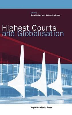 Highest Courts and Globalisation (Hardback)