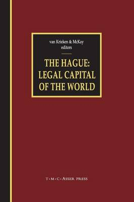 The Hague - Legal Capital of the World (Paperback)
