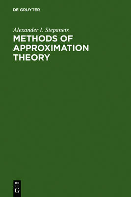 Methods of Approximation Theory (Hardback)