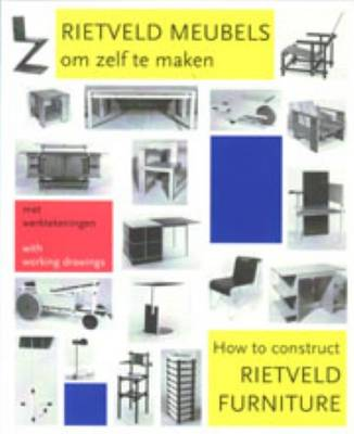 How to Construct Rietveld Furniture (Paperback)