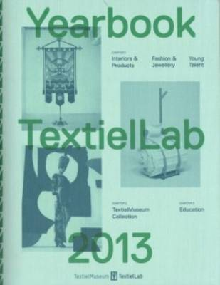 Textiellab - Yearbook 2013 (Paperback)