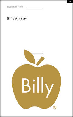 Billy Apple: Source Book 7 (Paperback)