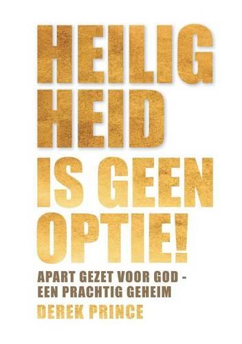 Set Apart for God - Dutch (Paperback)