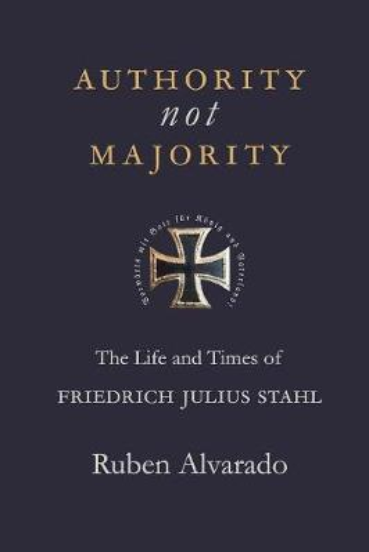 Authority Not Majority (Paperback)