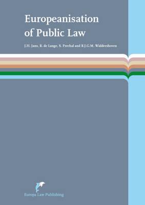Europeanisation of Public Law (Hardback)