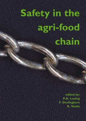Safety in the Agri-food Chain (Hardback)