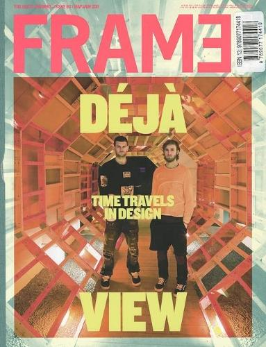 Frame #80: The Great Indoors: Issue 80 - Frame: The Great Indoors 80 (Paperback)