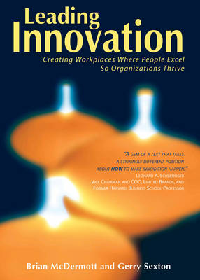 Leading Innovation: Creating Workplaces Where People Excel So Organizations Thrive (Paperback)
