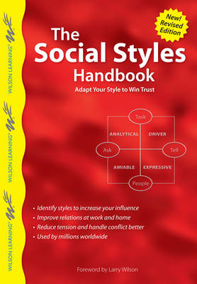 The Social Styles Handbook: Adapt Your Style to Win Trust (Paperback)