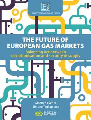 Energy Scenarios and Policy, Volume 1: The future of European Gas Markets: Balancing act between decarbonisatoin and security of supply (Hardback)
