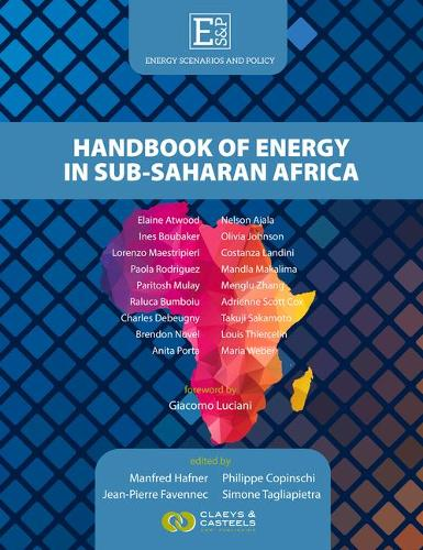Energy Scenarios and Policy, Volume II: Energy in Sub-Saharan Africa: Challenges and Opportunities (Hardback)