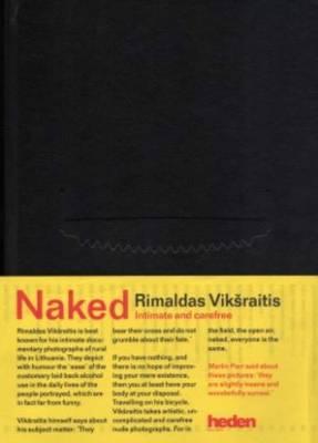 Rilmaldas Viksraitis - Naked (Hardback)