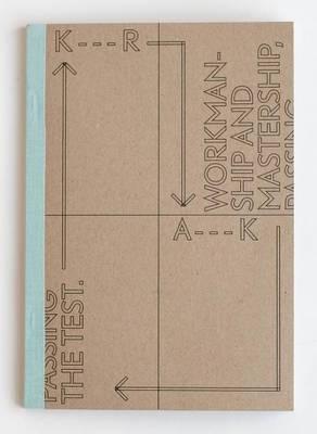 Krak: Workmanship and Mastership: Passing the Test - OMP 62 (Paperback)