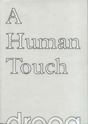 Droog Design: A Human Touch (Paperback)