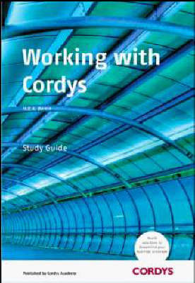 Working with Cordys: Study Guide
